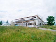 岩手県:花工場新築遮熱工事
