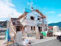 山口県:新築遮熱工事