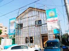 福島県:新築遮熱工事