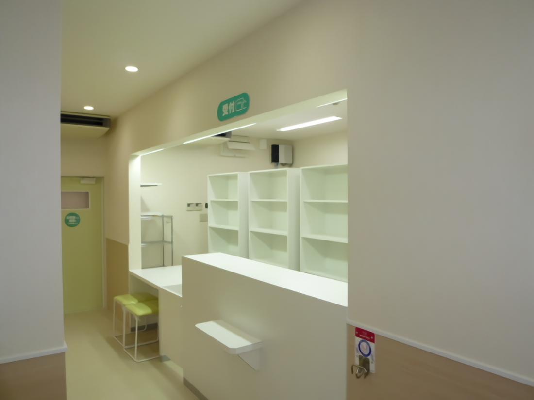 やさか動物病院 改装工事 サブ画像5