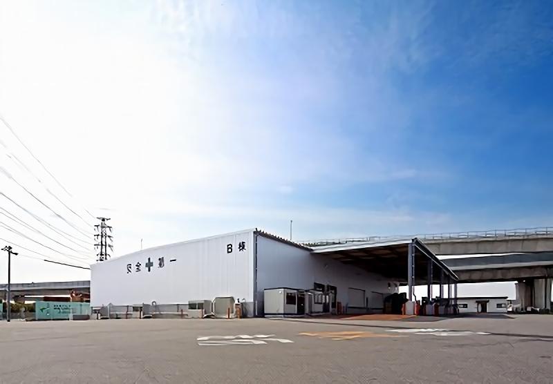 前田運送㈱ 倉庫 新築工事