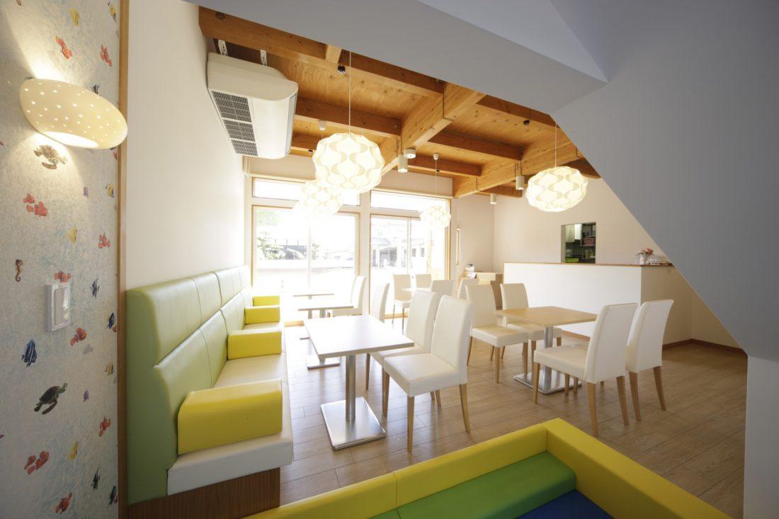 ママカフェ いろは 新築工事 サブ画像2