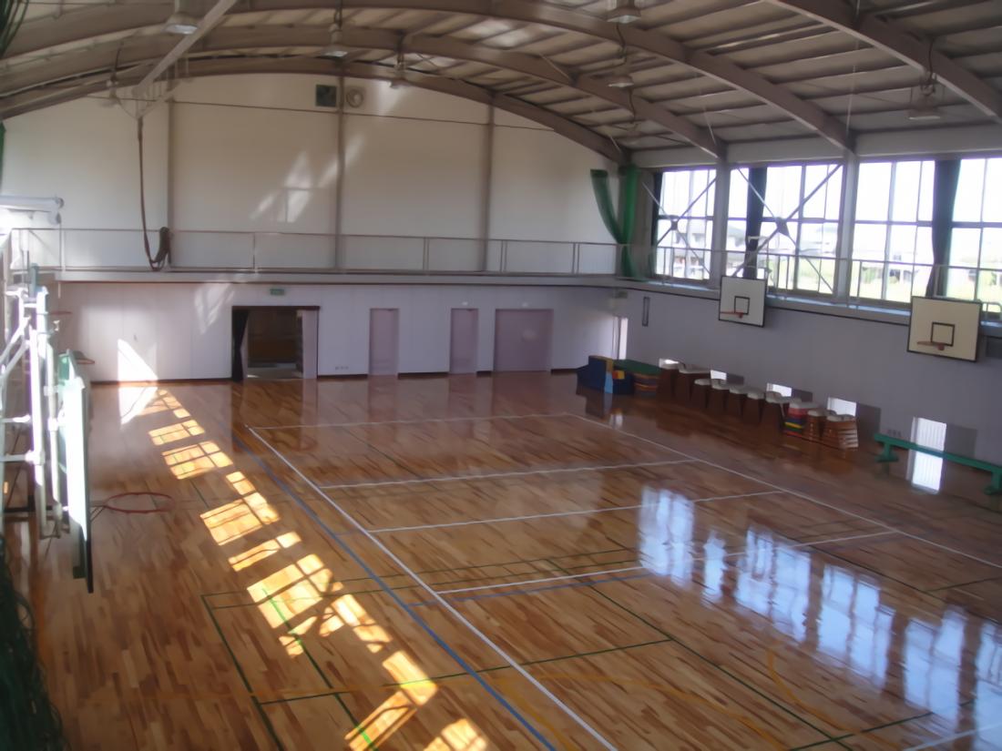 岡山市立操南小学校体育館 耐震改修工事 サブ画像5