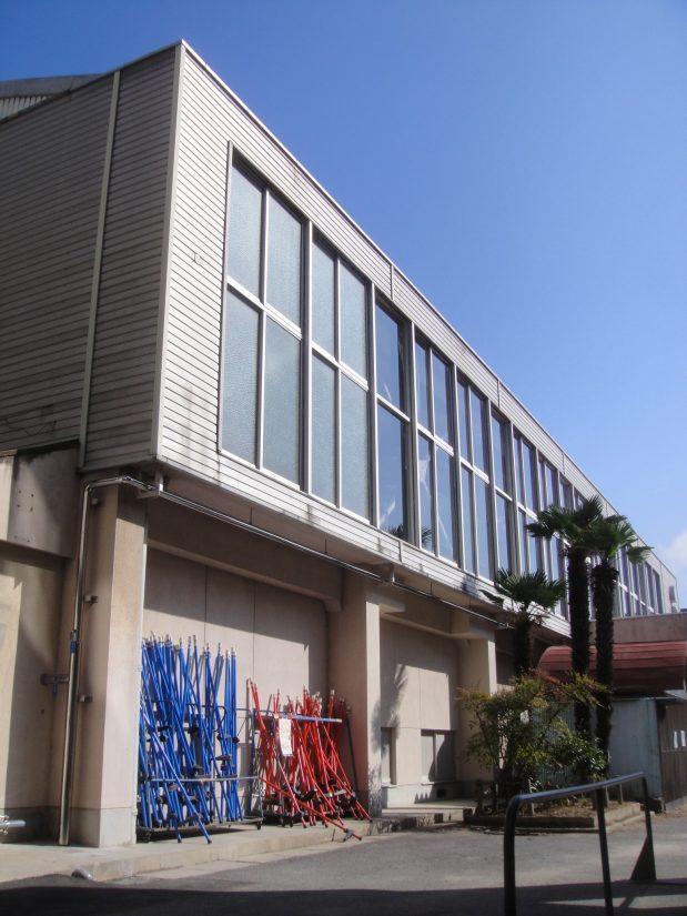 岡山市立操南小学校体育館 耐震改修工事 サブ画像8