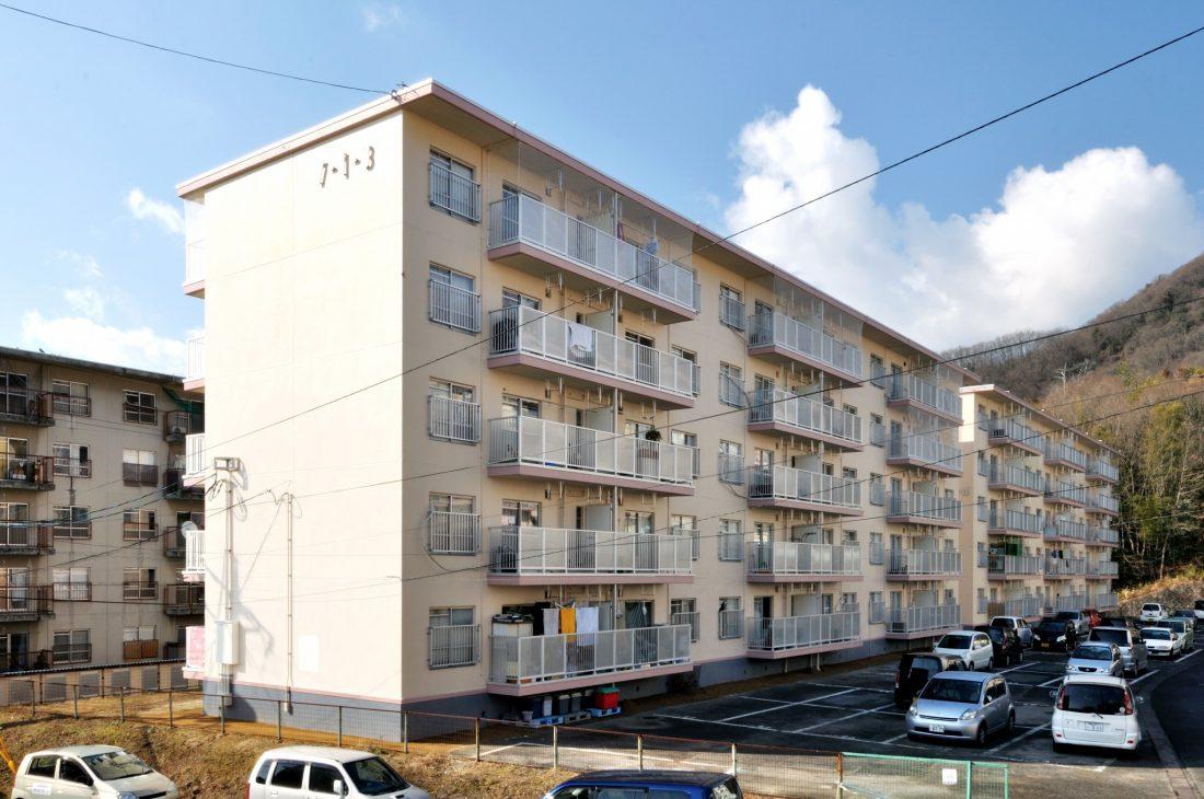県営住宅山陽団地7-1-3号 ストック総合改善工事 サブ画像2