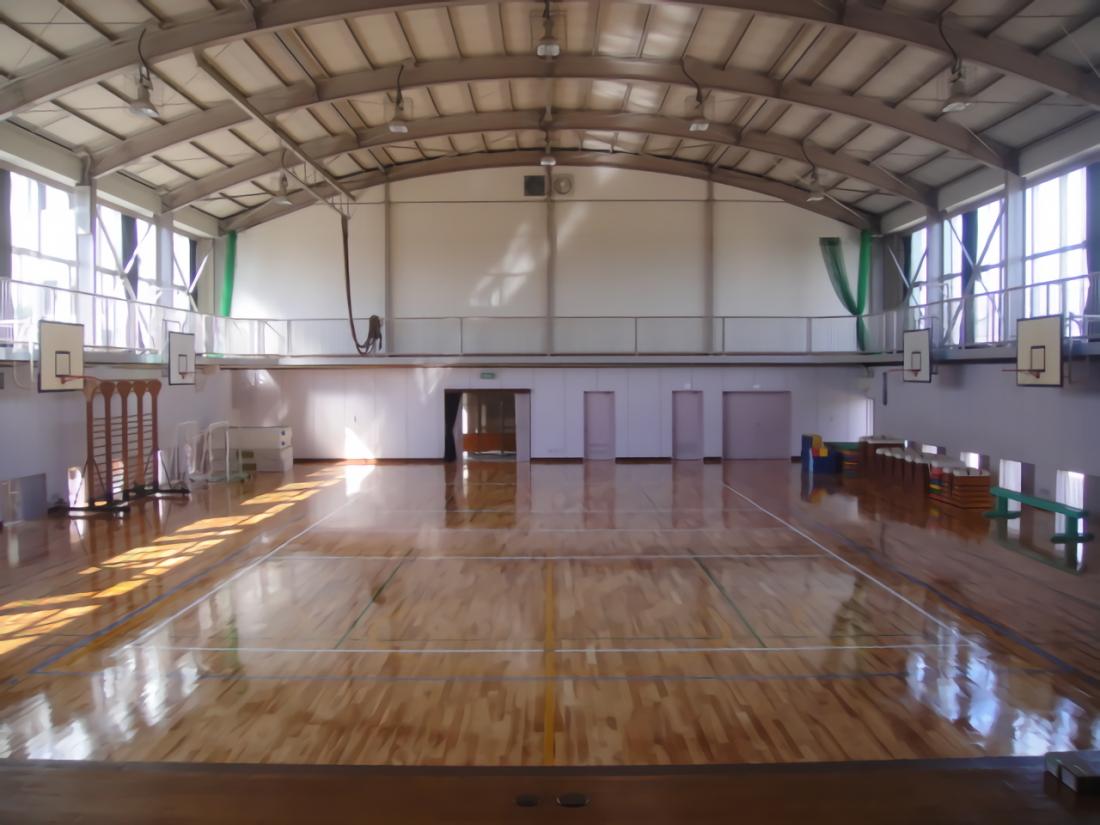 岡山市立操南小学校体育館 耐震改修工事 サブ画像4