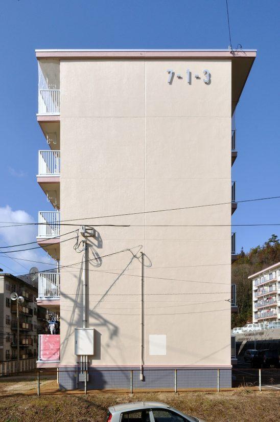 県営住宅山陽団地7-1-3号 ストック総合改善工事 サブ画像1