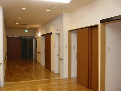 ケアサポート生き活き館菅生 改修工事