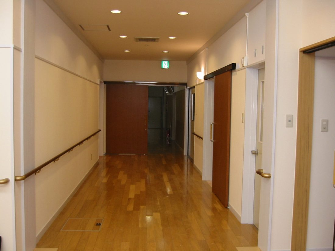 ケアサポート生き活き館菅生 改修工事 サブ画像1