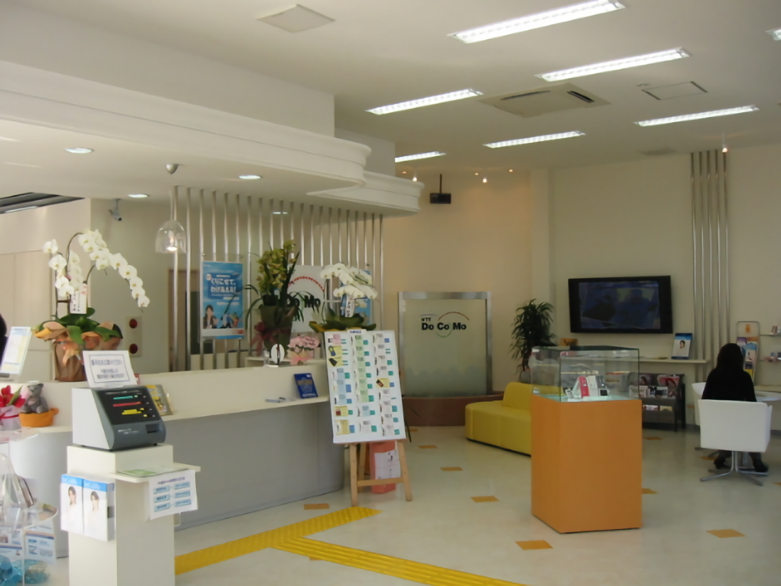 ドコモショップ岡山南店 新築工事 サブ画像5