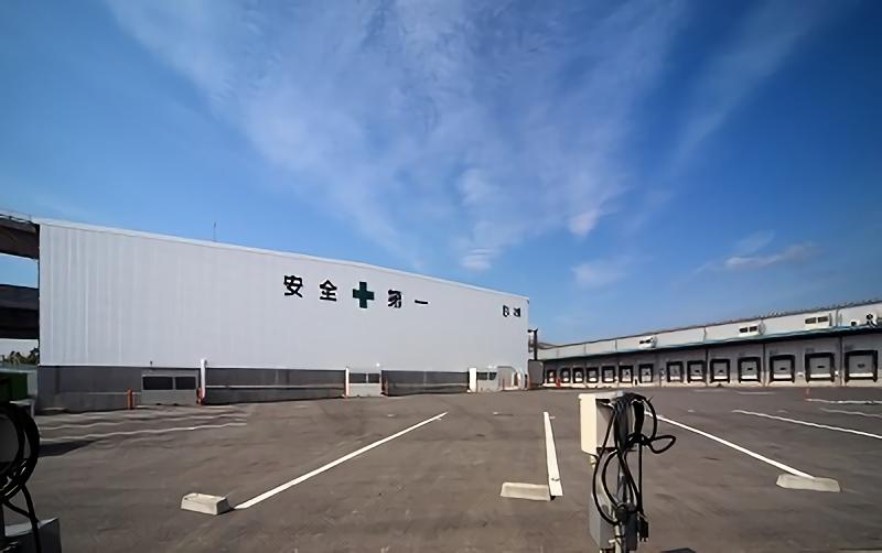 前田運送㈱ 倉庫 新築工事 サブ画像1