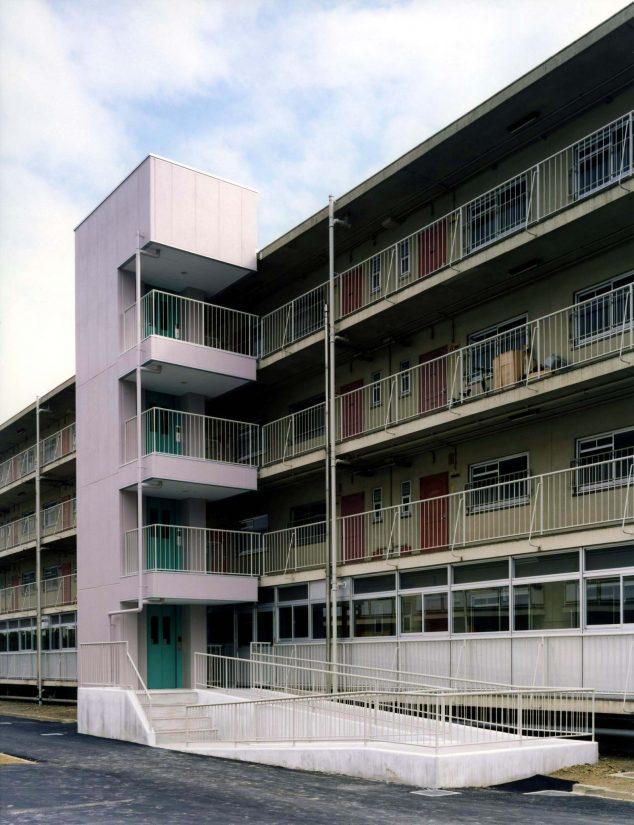 サンパレス倉敷 改修工事 サブ画像4