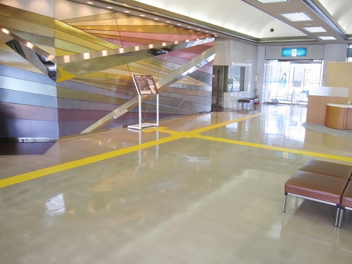 岡山市中区役所施設 整備工事