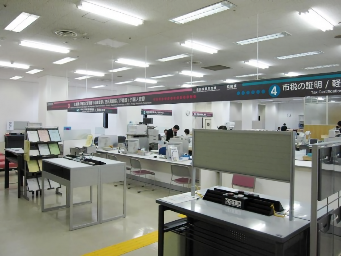 岡山市中区役所施設 整備工事 サブ画像2