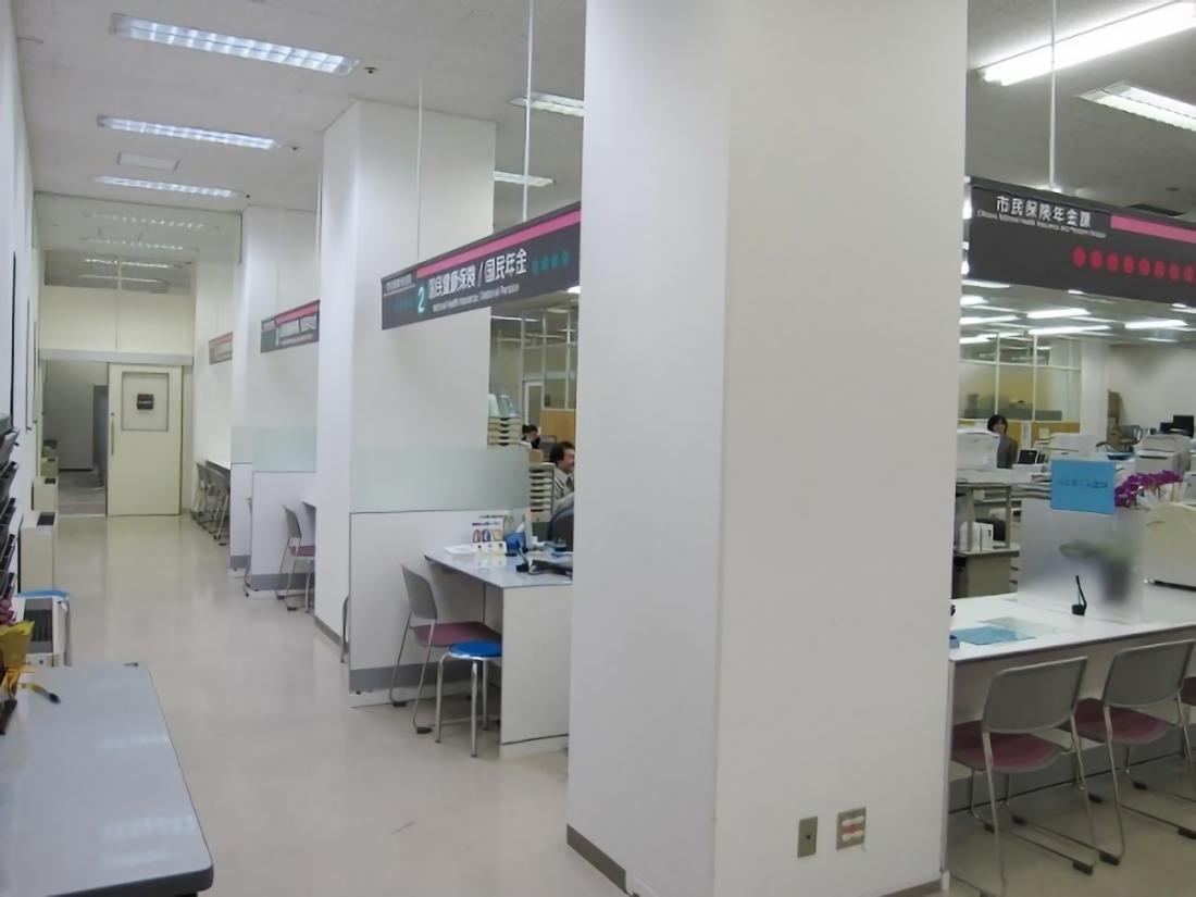 岡山市中区役所施設 整備工事 サブ画像3