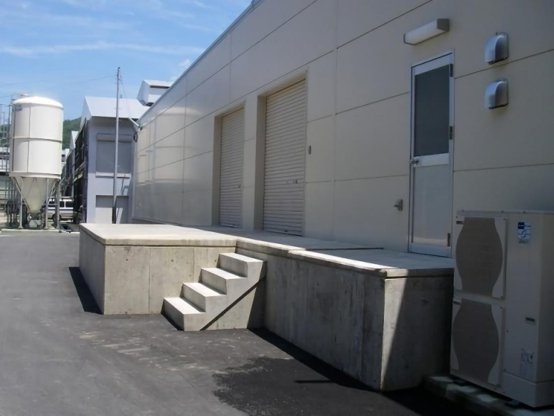 鶏卵GPセンター 新築工事 サブ画像1