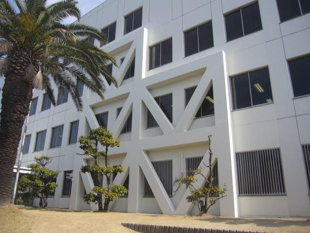 耐震補強工事(ピタコラム工法) サノヤス造船株式会社耐震補強工事