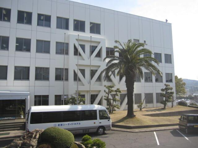 耐震補強工事(ピタコラム工法) サノヤス造船株式会社耐震補強工事 サブ画像2