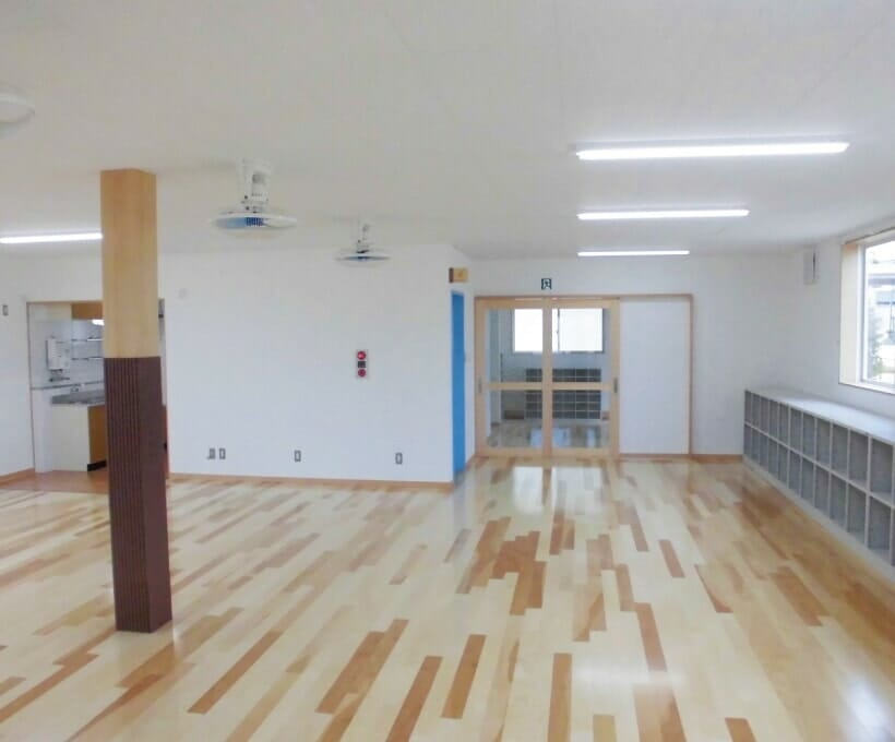 岡山市旭操小学校内児童クラブ室改築工事 サブ画像3