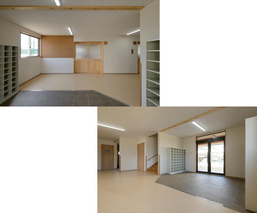岡山市立富山小学校内児童クラブ室新築工事 サブ画像3